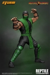 "Reptile ""Mortal Kombat"", Storm Collectibles 1:12 Action Figure"
