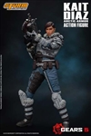 Kait Diaz - Gears of War - Storm Collectibles 1/12 Action Figure