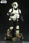 Scout Trooper - Star Wars Return of the Jedi - Sideshow 1/6 Scale Figure