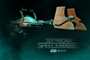 Speederbike - Star Wars Return of the Jedi - Sideshow 1/6 Vehicle