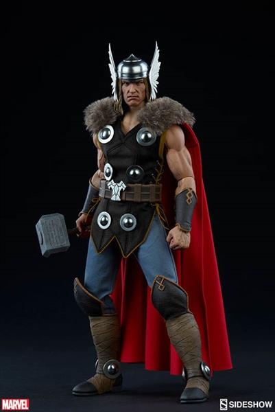 thor marvel sideshow 1 6 scale figure 100172