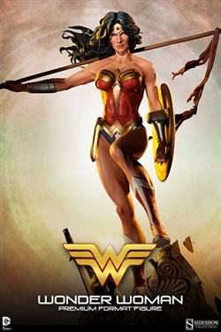 Wonder Woman - Premium Format Figure - 300115