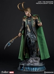 Loki - The Avengers - Sideshow Collectibles Premium Format  300355