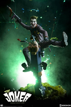 The Joker - Premium Format - Sideshow Collectibles - 300473