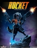 Rocket Raccoon - Premium Format Figure - 300502