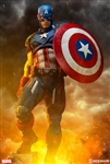 Captain America - Premium Format - Sideshow Collectibles - 300524
