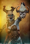 Kier Deaths Warbringer - Premium Format Figure - Sideshow Collectibles - 300500