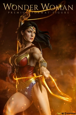 Wonder Woman - Premium Format Figure - Sideshow 1/4 Scale