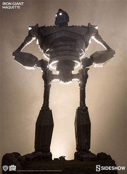 The Iron Giant - Sideshow Maquette