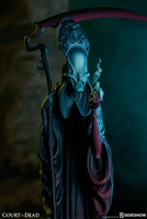 Death: The Curious Shepherd - Sideshow Statue