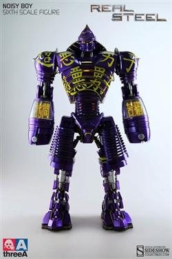 Noisy Boy Real Steel Sixth Scale Figure