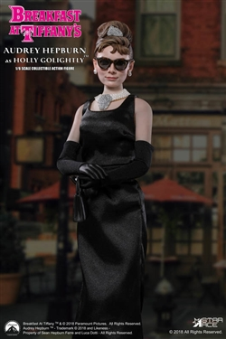 Audrey Hepburn as Holly Golightly - Normal Version