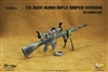 MK11 MOD 0 Rifle Sniper Version A - Toys City 1/6 Accessory