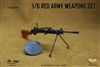 Red Army Weapons - Toys City 1/6 Accessory