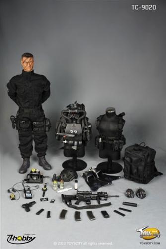 Us navy seal sdvt 1 combat diver - Navy seal dive gear ...