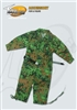 Waffen SS Oak Leaf Spring Pattern Jumpsuit - Toys City 1/6 Accessory