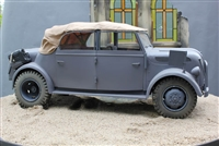 WWII German Steyr Command Car - Toy Model 1/6 Scale