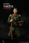 Former Japanese Army Sergeant of Spy Organization - Version A - Toys Power 1/6 Scale Collectible Figure