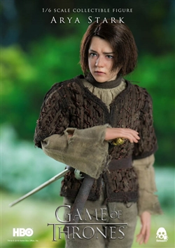 Arya Stark - ThreeZero 1/6 Scale Figure