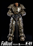 X-01 Power Armor - ThreeZero Collectibles 1/6 Scale Figure