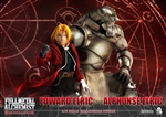 Alphonse Elric & Edward Elric (Twin Pack) - Threezero 1/6 Scale Figure