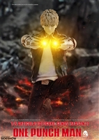 Genos (Standard) - One-Punch Man - Threezero 1/6 Scale Figure