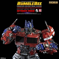Optimus Prime - Transformers - Threezero Premium Scale Collectible
