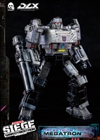 Megatron - Transformers - ThreeZero  DLXCollectible Figure
