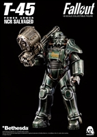 T-45 NCR Salvaged Power Armor - ThreeZero 1/6 Scale Figure