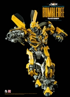Bumblebee DLX - Transformers: The Last Knight - DLX Collectible Figure Series - ThreeZero x Hasbro