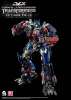 Optimus Prime -  Transformers: Revenge of the Fallen - Threezero + Hasbro DLX Collectibles Figure