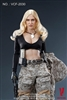 Digital Camouflage Women Soldier - Very Cool 1/6 Figure