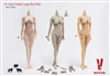 Female Large Bust Body – Version A Pale - Very Cool 1/6 Body