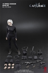 "Female Assassin ""Catch Me"" - Scarred Expression Version B - Very Cool 1/6 Scale Figure"