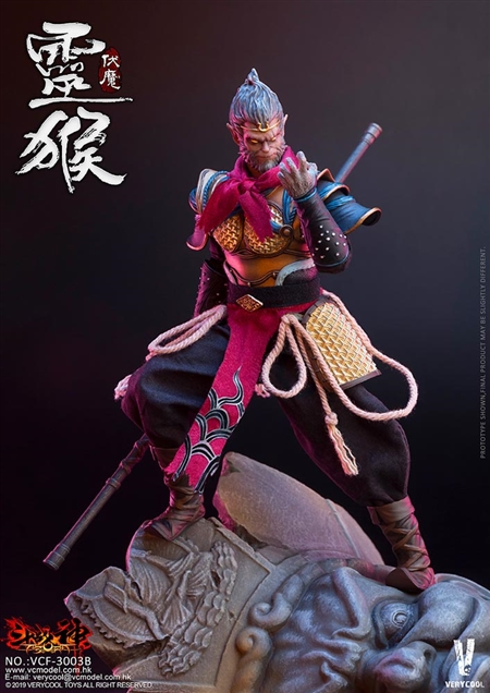 Monkey King Deluxe Edition - Very Cool 1/12 Scale Figure