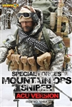 NAVY Seal Mountain OPS Sniper (ACU Version) - Very Hot 1/6 Scale Accessory Set