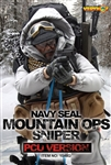 NAVY Seal Mountain OPS Sniper (PCU Version) - Very Hot 1/6 Scale Accessory Set