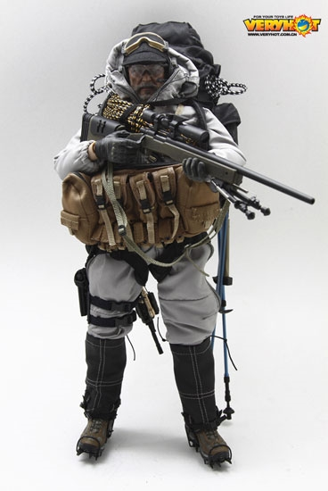 Navy Seal Mountain Ops Sniper Pcu Version