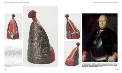 Frederick the Great: The Uniforms of the Prussian Army under Frederick the  Great from 1740 to 1786