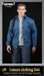 Parker Field Trip Outfit - Jeans Version B - VOR Toys 1/6 Scale Accessory Set
