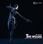 Black Weasel WITHOUT Head - VS Toys 1/6 Scale Accessory Set