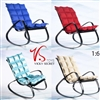 Rocking Chair - Four Color Versions - VS Toys 1/6 Scale Accessory Set
