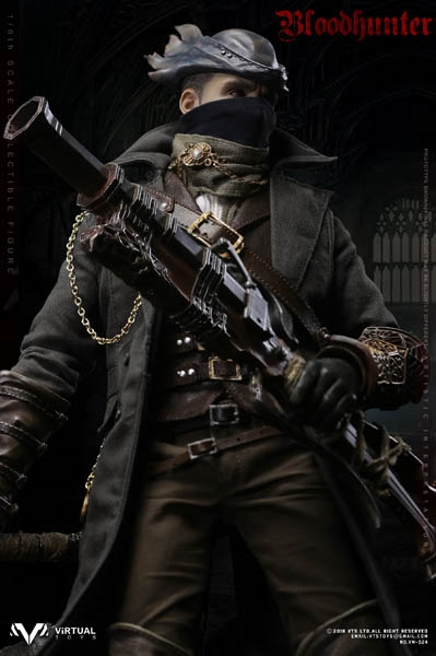 Blood Hunter - VTS Toys 1/6 Scale Figure