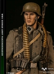 WWII German Army Panzergrgrenadier - Pocket Elite Series - Virtual Toys 1/12 Scale