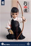 Kyudo Girl - World Box 1/6 Figure