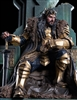 King Thorin on Throne - Weta Workshop Statue