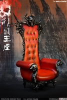 Skull Throne - Wolf King 1/6 Scale Accessory Set