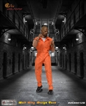 Inmate Set B -  Dao - Wolf King 1/6 Scale Accessory Set