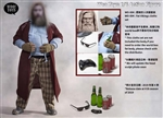 Fat Viking Set with Head - Woo Toys 1/6 Scale Accessory