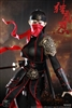 Demon Female Ninja - War Story 1/6 Scale Figure Set